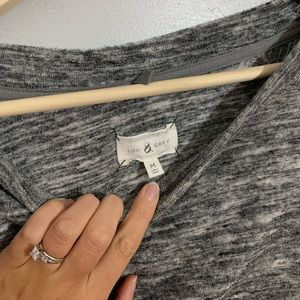 Lou & Grey Lounging Sweater